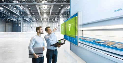 Automated Material Handling