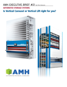 Vertical Lift Carousel
