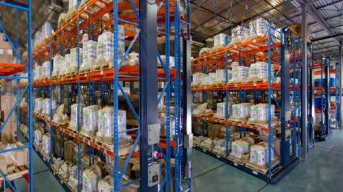 Warehouse Powered Storage