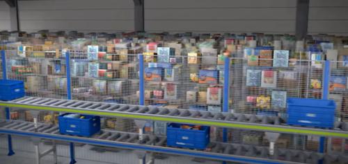 Dark Store Automation