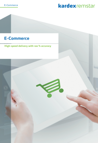 E-Commerce High Speed Delivery with 100% Accuracy