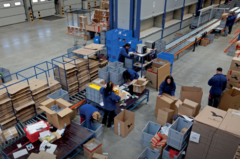 Overcoming the Warehouse Labor Shortage with ASRS Solutions
