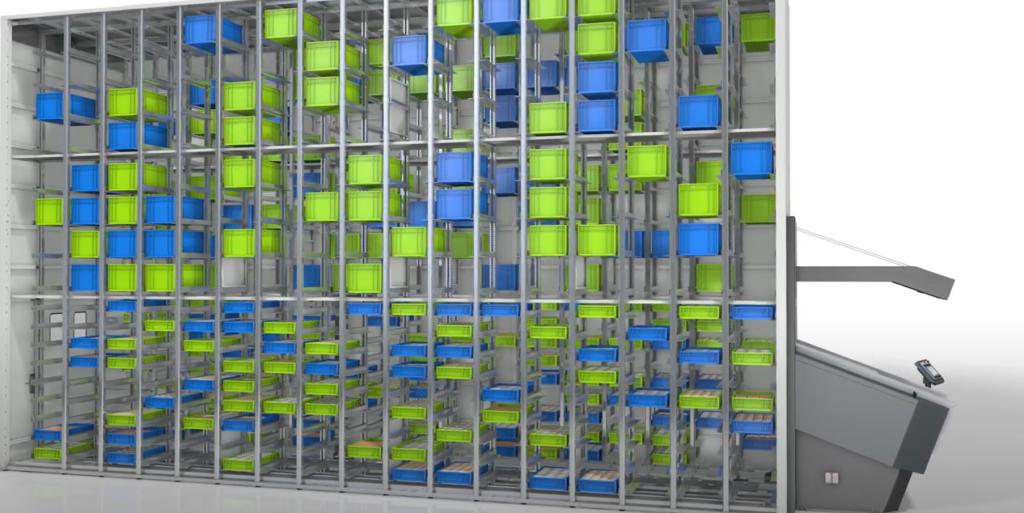MRO Storage System