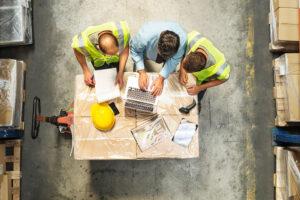 Warehouse Worker Shortage