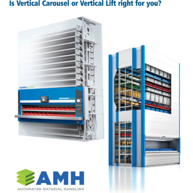 Vertical Lift Vs Vertical Carousel