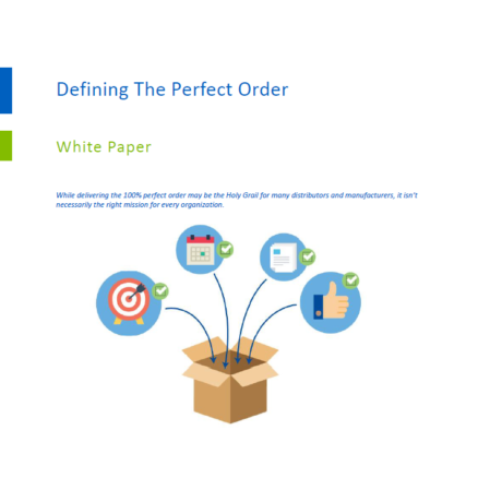 Defining the Perfect Order