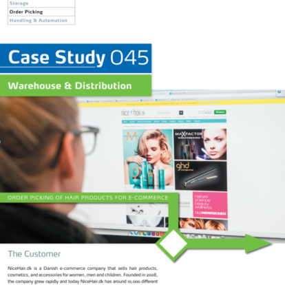 Case Study - E-Commerce Retail Hair Products - Order Picking