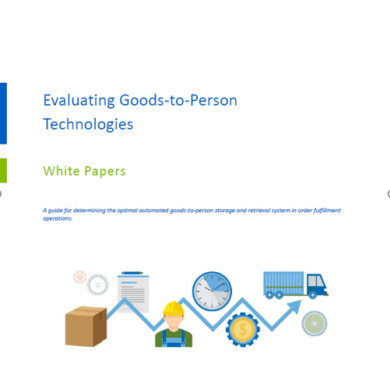 Evaluating Retail In-Store Goods-to-Person Technologies