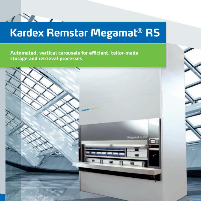 Kardex Remstar Megmat RS