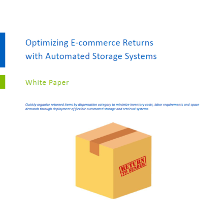 Optimizing E-commerce Returns with Automated Storage Systems