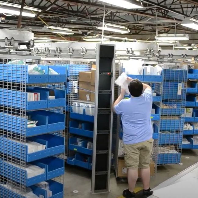 Video - UK Healthcare Distribution Center