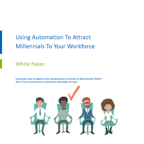 Using Automation to Attract Millennials to Your Workforce