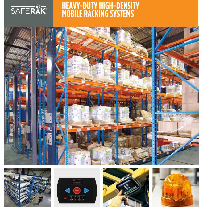 Industrial Storage - High Powered Mobile Storage